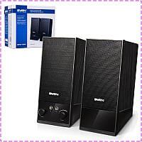 Колонки для компьютера 2.0 Sven SPS-604 Black, USB, акустика, акустическая система