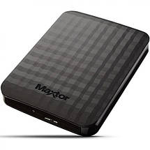 "Внешний жесткий диск 500 Gb Seagate (Maxtor), Black, 2.5"", USB 3.0 (STSHX-M500TCBM), 500 Гб, фото 2"