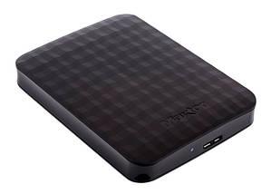 "Внешний жесткий диск 500 Gb Seagate (Maxtor), Black, 2.5"", USB 3.0 (STSHX-M500TCBM), 500 Гб, фото 3"