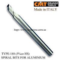 Фрезы пальчиковые HS 5%co для алюминиевых сплавов