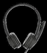 Наушники с микрофоном Trust Mauro Headset Black,  USB, гарнитура, фото 2