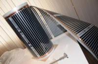 Инфракрасный теплый пол Hi heat M-308 (80см/220Вт)