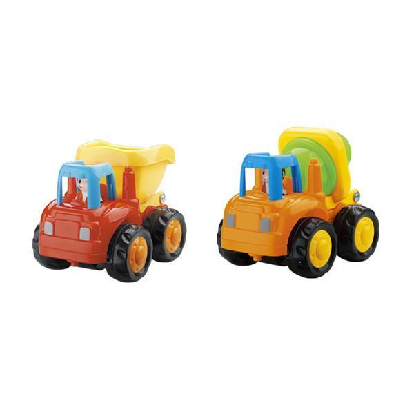 Игрушка Hola Toys Строймашинка 6 шт. (326CD)