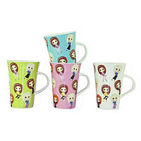 Чашка 350мл LIMITED EDITION FASHION GIRL B678-0956GB/