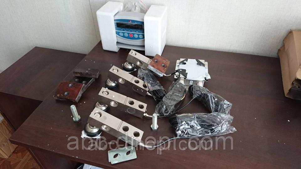 Весы для кормосмесителя (комплект оборудования), фото 1