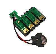 Планка с чипами для СНПЧ Epson Stylus Office S22, SX125/SX130/SX230/SX235W/SX420W/SX425/SX430W/SX435W/SX440W/SX445W, BX305F/BX305FW, Patron