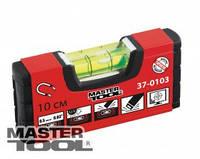 MasterTool  Уровень  20 см, 2 капсулы, 0,5мм/1м, Арт.: 37-0203