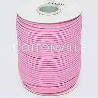 Кант хлопковый розовый (тонкий) 10 мм