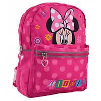 Рюкзак детский К-32 Minnie 556847 двухсторонний