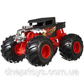 Суперувеличенная машинка-позашляховик Mattel Hot Wheels Monster Trucks (FYJ83)