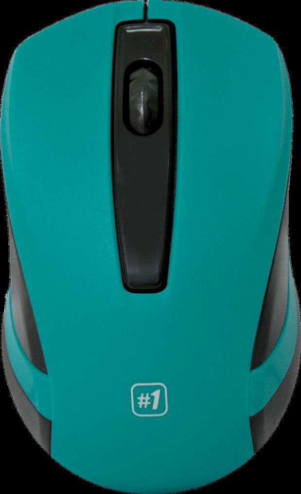 Беспроводная мышка Defender MM-605, Green, компьютерная мышь дефендер для ПК и ноутбука