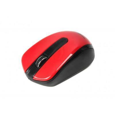 Беспроводная мышка Maxxter Mr-325-R, Red, компьютерная мышь макстер для ПК и ноутбука, фото 2