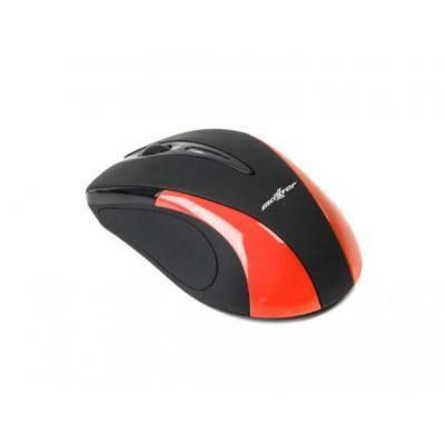 Беспроводная мышка Maxxter Mr-401-R, Red, компьютерная мышь макстер для ПК и ноутбука, фото 2
