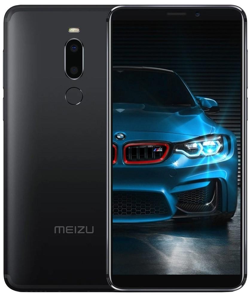 Глобальная версия Meizu M8 Black 4/64+подарок защитное стекло