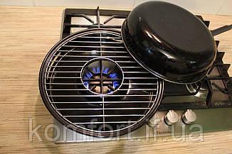 Сковорода гриль-газ Benson BN-801, фото 2