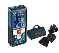 Лазерный дальномер Bosch GLM 50 C WinterSet (06159940M1)