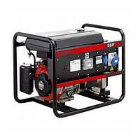 Бензиновый генератор однофазный GENMAC 5200RCE