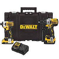 Аккумуляторный набор инструмента DeWALT DCKTS291D1M1