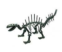 "Техно-арт ""Динозавр"" металл (27х12х8,5 см)(AD034)"