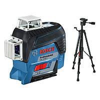 Нивелир лазерный Bosch GLL 3-80 C + BT 150