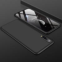 Чохол GKK 360 для Samsung Galaxy A50 2019 / A505 Бампер оригінальний Black