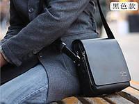 Мужская  сумка Kangaroo Kingdom-черная