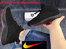Мужские кроссовки Nike Zoom Flyknit. Кроссовки Найк