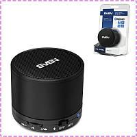 Bluetooth колонка Sven PS-45 BL Black, блютуз колонка для телефона