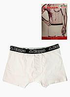 Трусы-боксеры Kappa XXL Белый