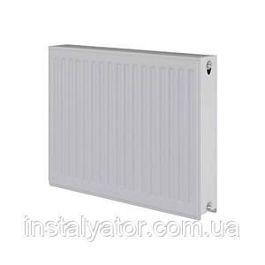 Радиатор стальной Aquatronic класс 22 300Hх0400L нижнее подключение