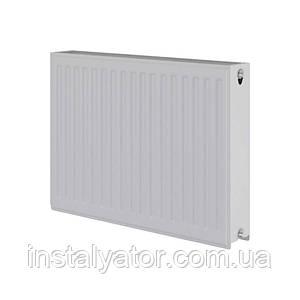 Радиатор стальной Aquatronic класс 22 300Hх0500L нижнее подключение