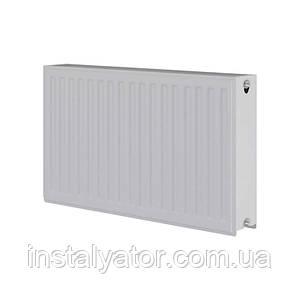 Радиатор стальной Aquatronic класс 22 300Hх1000L нижнее подключение