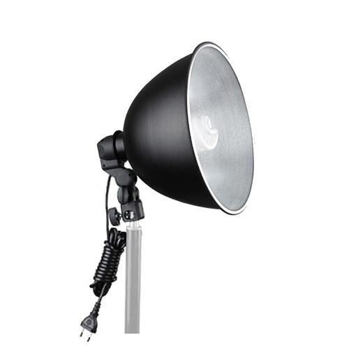 Постоянный флуоресцентный свет Mircopro FL-102 +рефлектор, 28w, 140 Вт