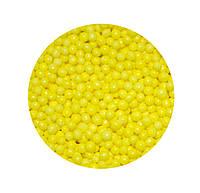 """Посыпка """"Желтые шарики"""", 50 гр., фото 1"""