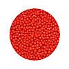 """Посыпка """"Красные шарики"""", 50 гр."""