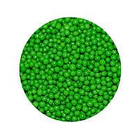 """Посыпка """"Зеленые шарики"""", 50 гр."""