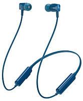 Блютуз наушники Meizu EP-52 Lite, Blue, беспроводные наушники мейзу bluetooth гарнитура для телефона