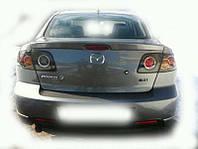 Брызговыки и подкрылки Mazda 3 sedan