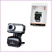 Веб камера REAL-EL FC-130 с микрофоном