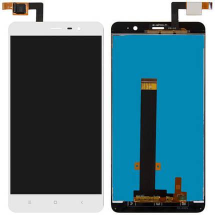Модуль XIAOMI Redmi Note 3, Redmi Note 3 Pro white дисплей экран, сенсор тач скрин Сяоми Ксиоми Редми Нот 3, фото 2