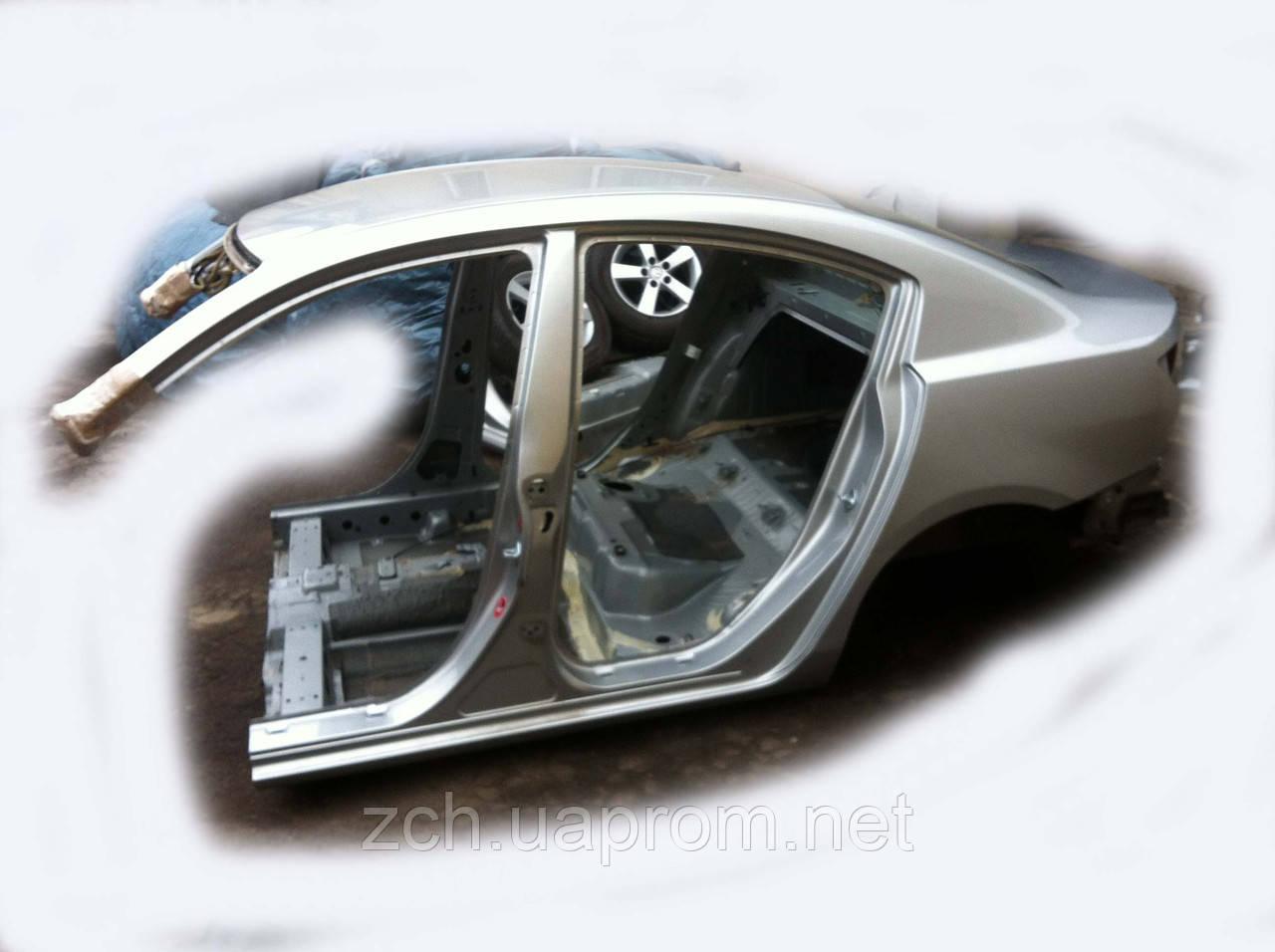 Крыло заднее, четверть задняя Mazda 3 sedan