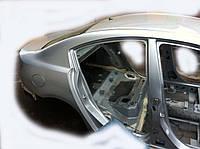 Лючок бензобака Mazda 3 sedan