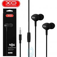 Наушники с микрофоном XO S6 черные