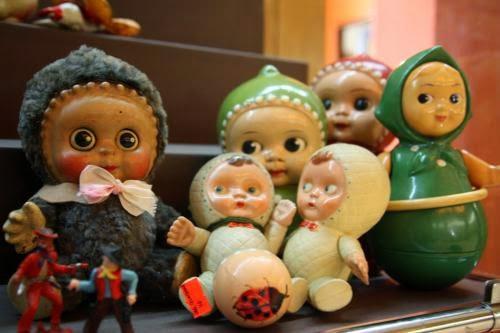 игрушки 1980