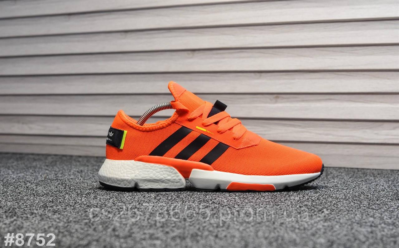 Мужские кроссовки Adidas Pod s3.1 Orange 8752
