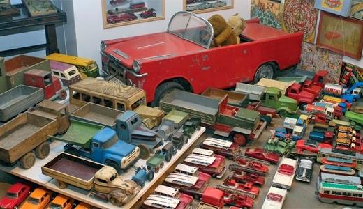 игрушечные машинки 1980 года