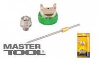 MasterTool  Комплект форсунок, 1,3 мм к HVLP, Арт.: 81-8683