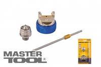 MasterTool  Комплект форсунок, 1,4 мм к HVLP, Арт.: 81-8684