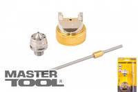 MasterTool  Комплект форсунок, 1,8 мм к HVLP, Арт.: 81-8688