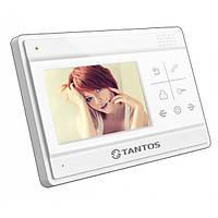 Цветной видеодомофон Tantos Lilu-SD white